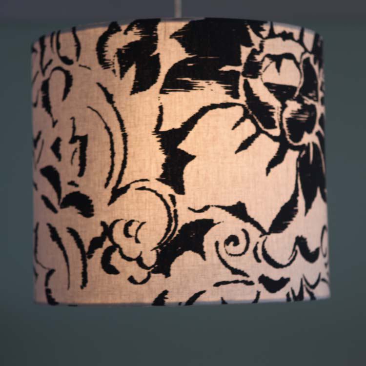 Damask Lamp shade