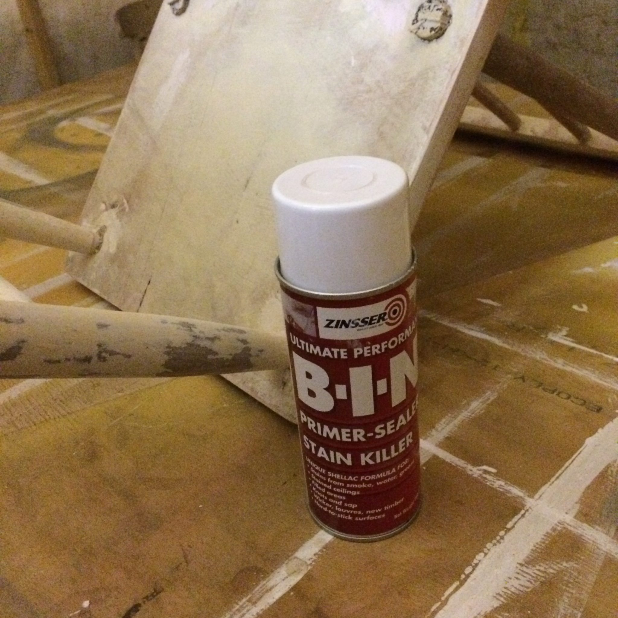 5 use a 3 in 1 spray primer all over (this is in a sanding booth) outside wearing a mask.