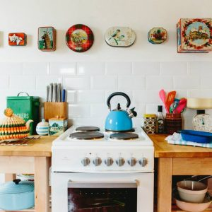 Kitchen after - love!