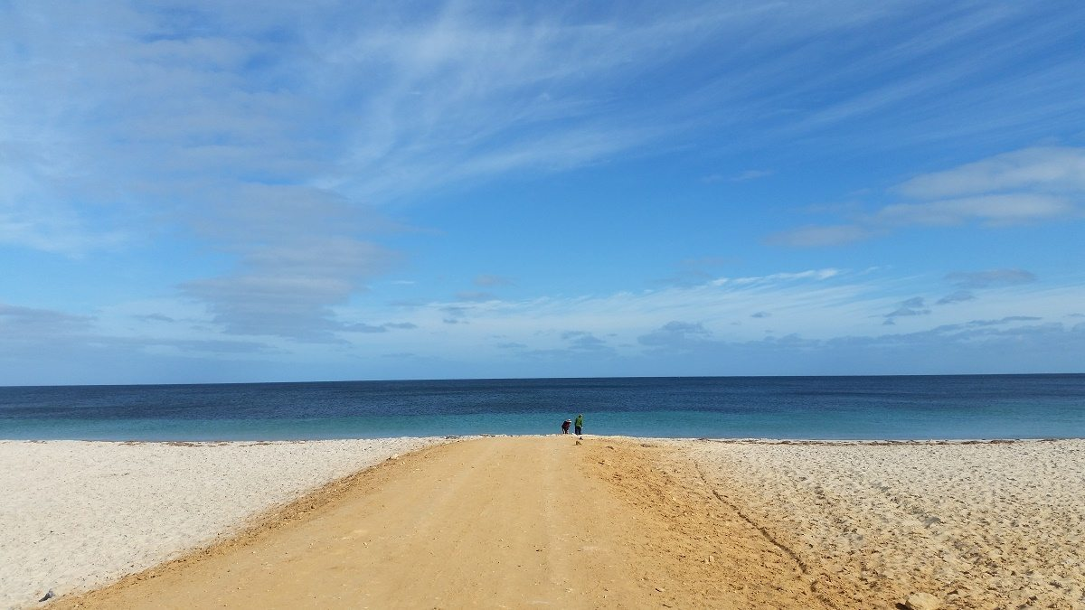 normanville beach 1
