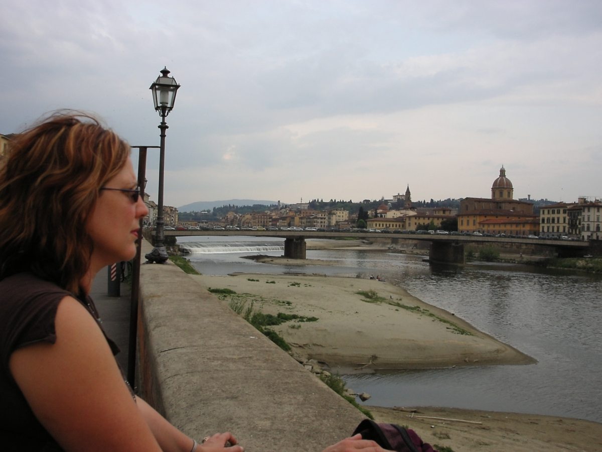 Florence travels