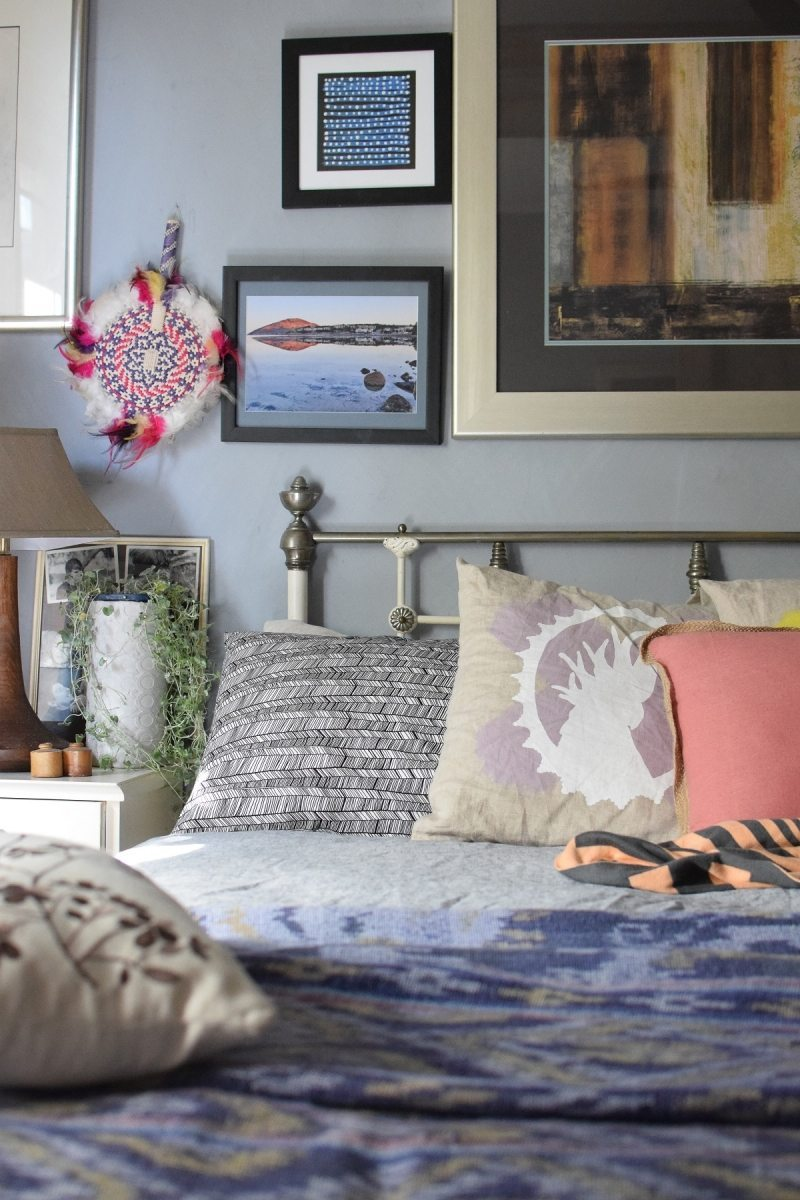My vintage bedroom makeover reveal 5 key things for a for New stuff to do in bed