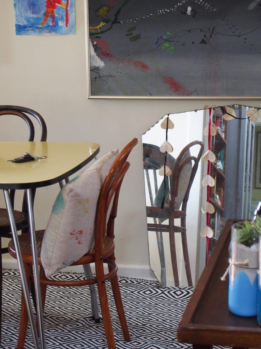 Vintage Boho Decorating, a House Tour of My Home Recycled Interiors