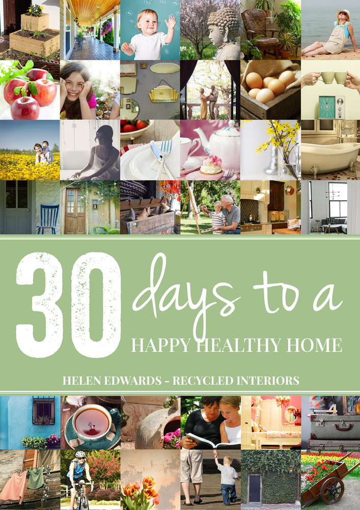 30 Days to a Happy Healthy Home - eBook