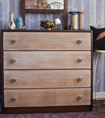 how to upcycle a dressing table