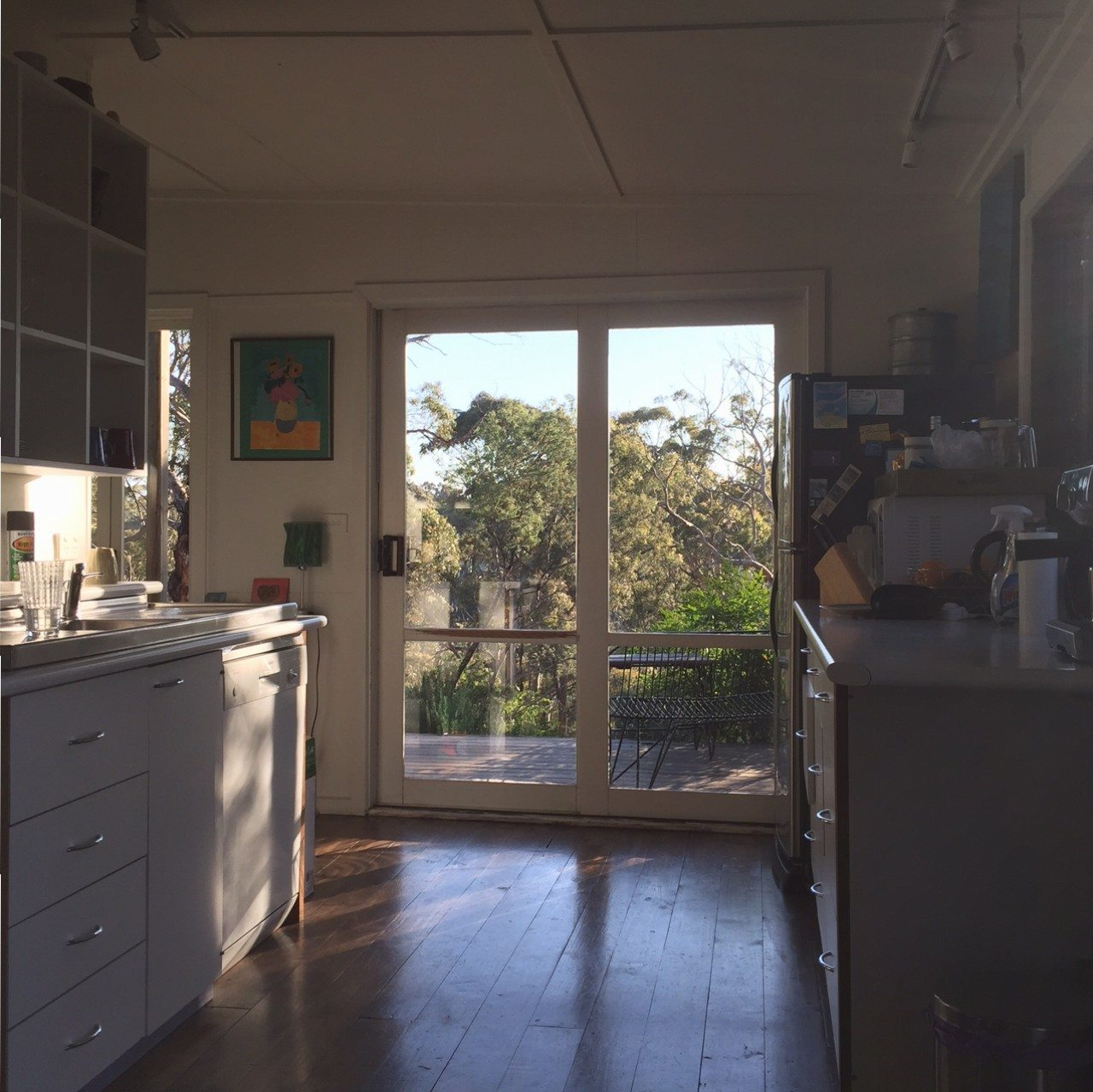 House tour of Bohemia, a retro holiday home in Daylesford
