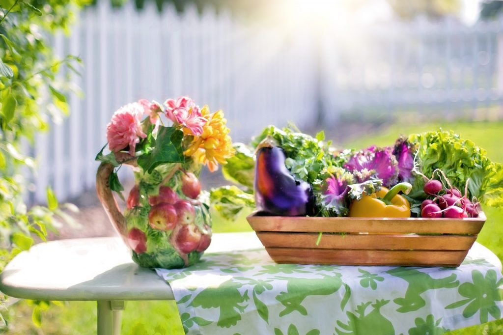 How to grow a sustainable spring garden