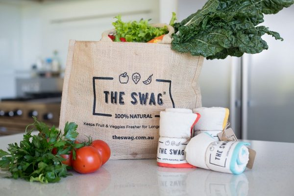 the swag plastic alternative for storing vegetables and fruit