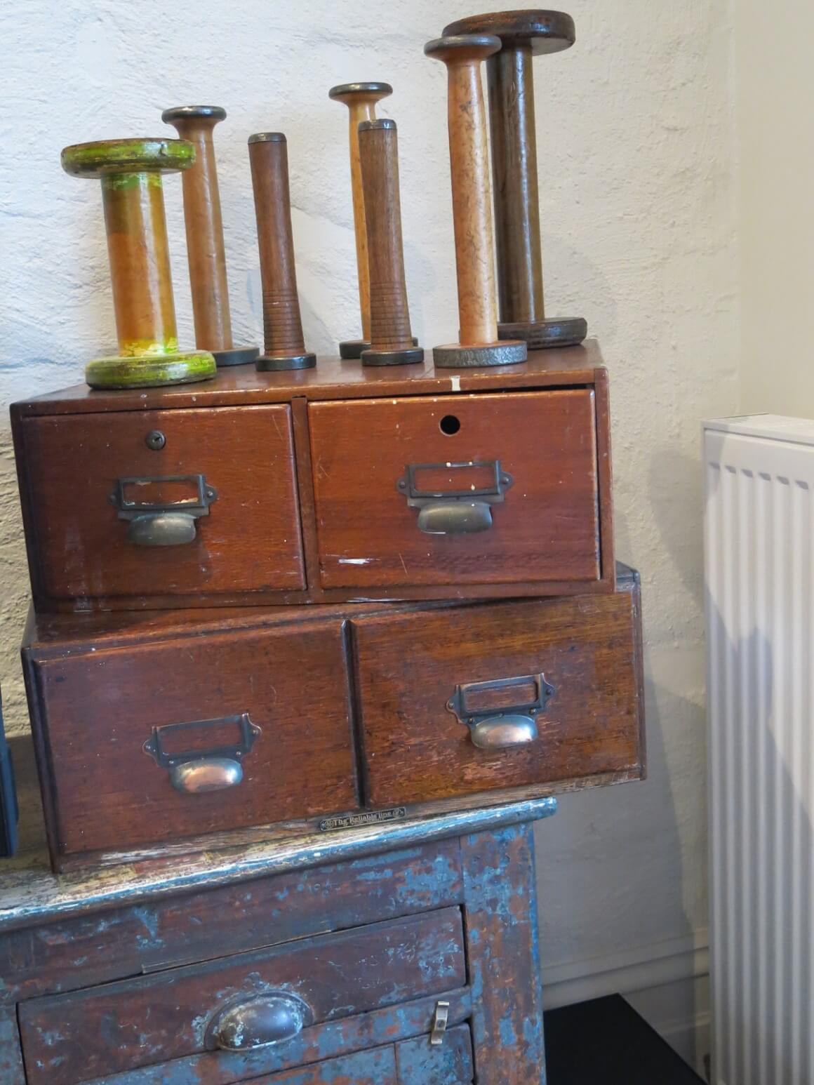 ginas house tour vintage homewares