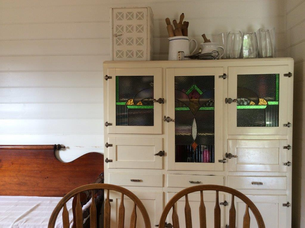 Vintage kitchen dresser
