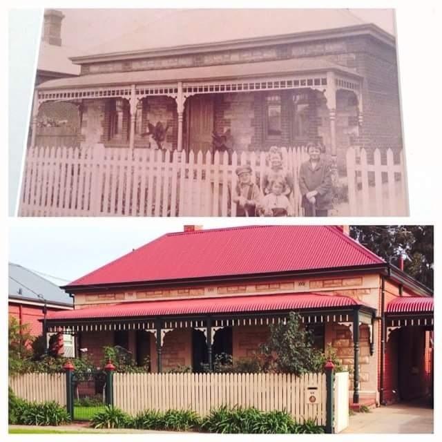 vintage house tour