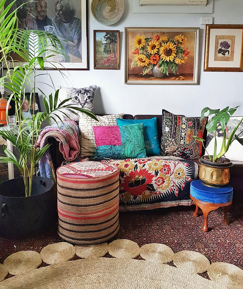 boho style decor ideas