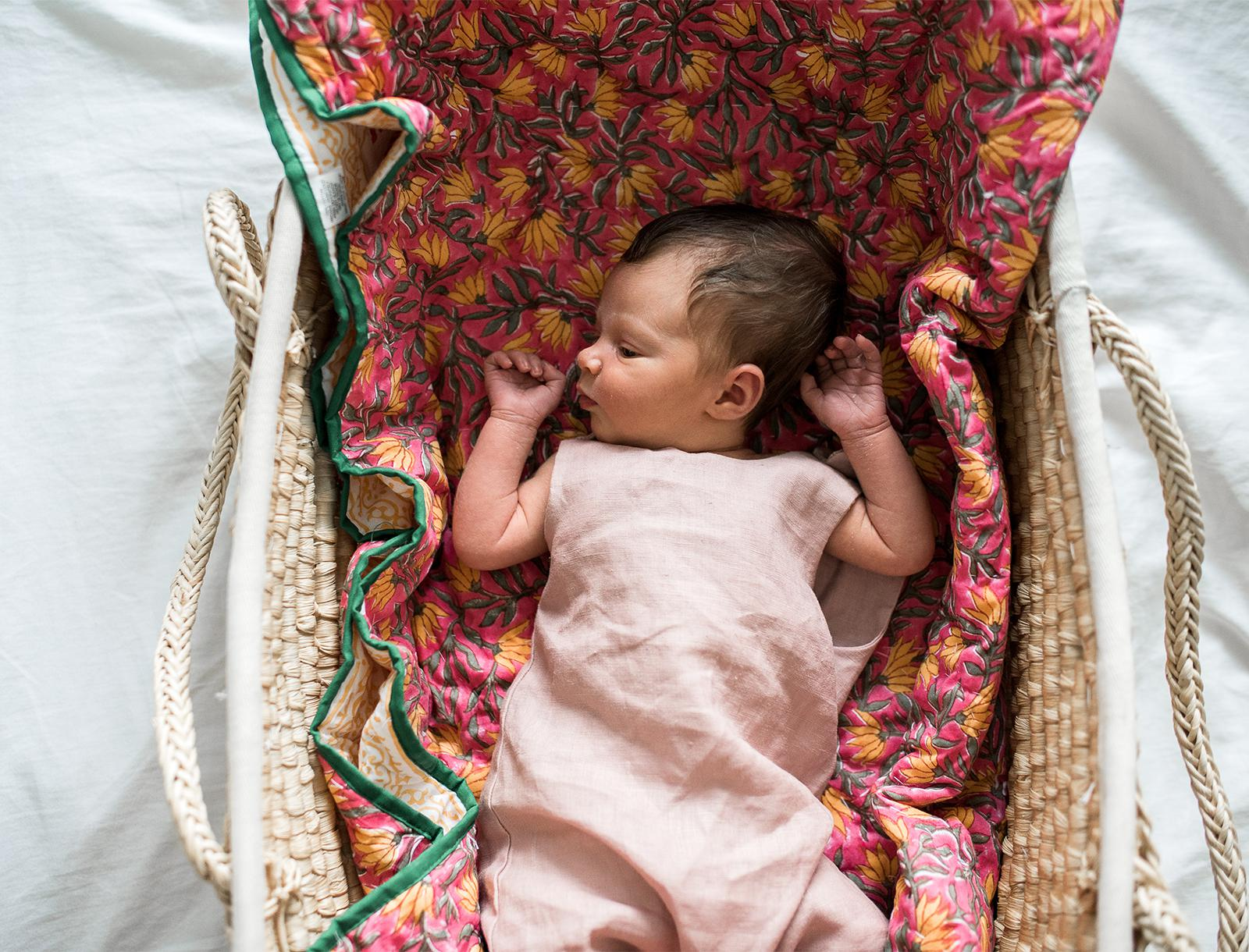 Your Ultimate Guide to Sustainable Home Decor Shopping - Baby Peppers eco friendly bedding for your little one