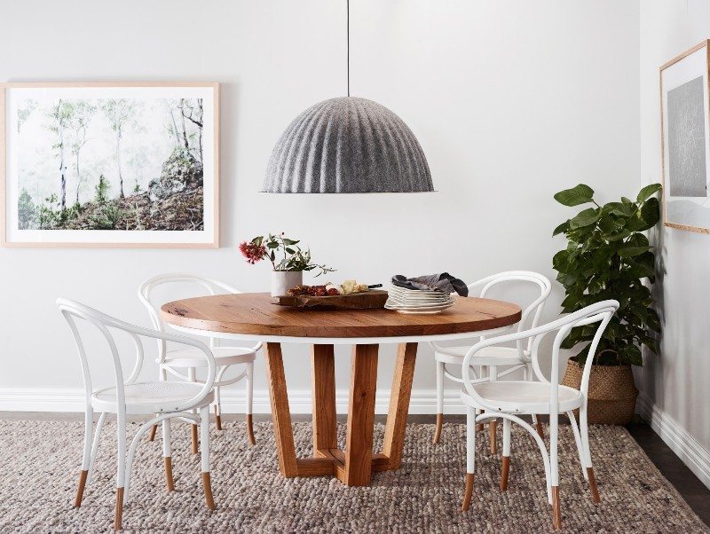 designer recycled timber furniture with 2nd Chance Tables, made in Australia from recycled timber