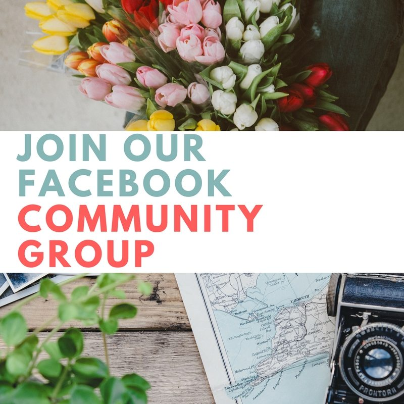 join our facebookcommunity group