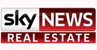 sky news real estate logo