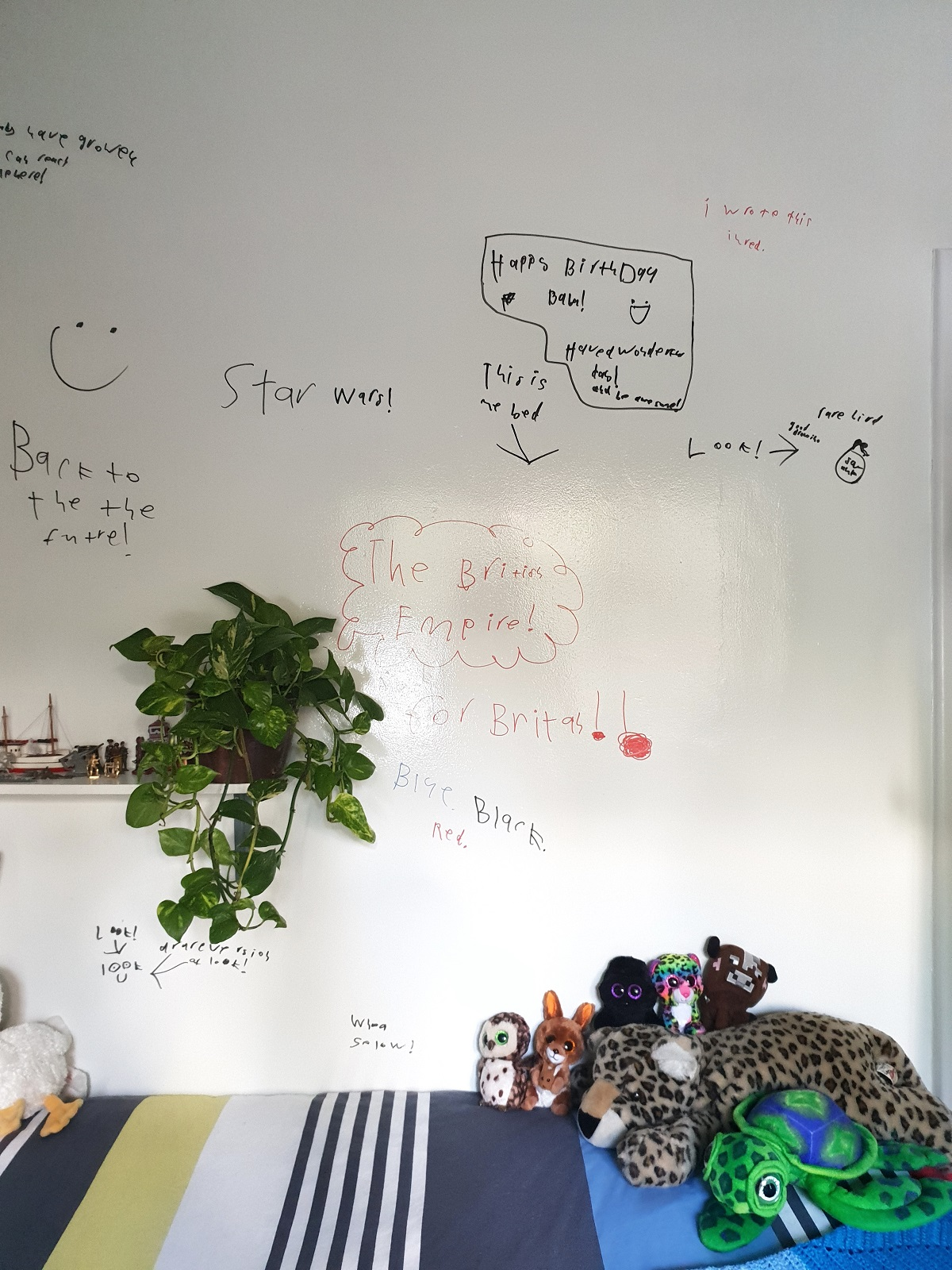 How To Turn A Wall Into A Whiteboard Using Paint