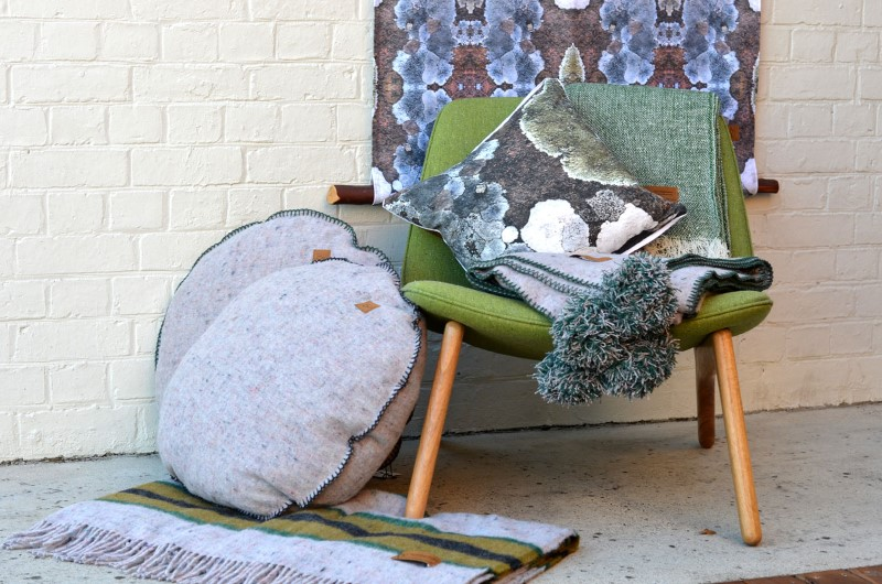 fairtrade handmade homewares with the Spotted Quoll