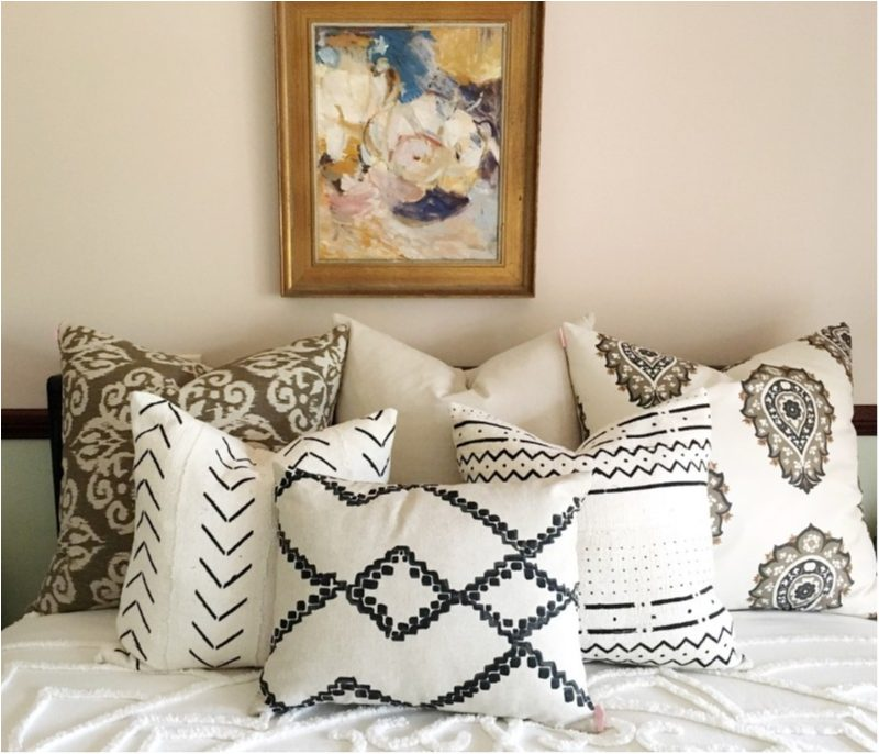 Your Ultimate Guide to Sustainable Home Decor Shopping - tribe and temple handmade cushions