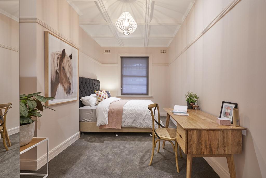 The Block 2018 48 hour challenge kids bedroom reveals Kerrie and Spence