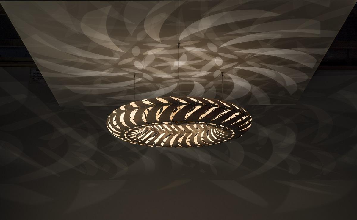 David Trubridge lighting - Maru