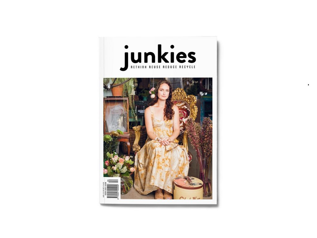 Junkies Magazine: Making Change in the World, One Piece of Junk at a Time