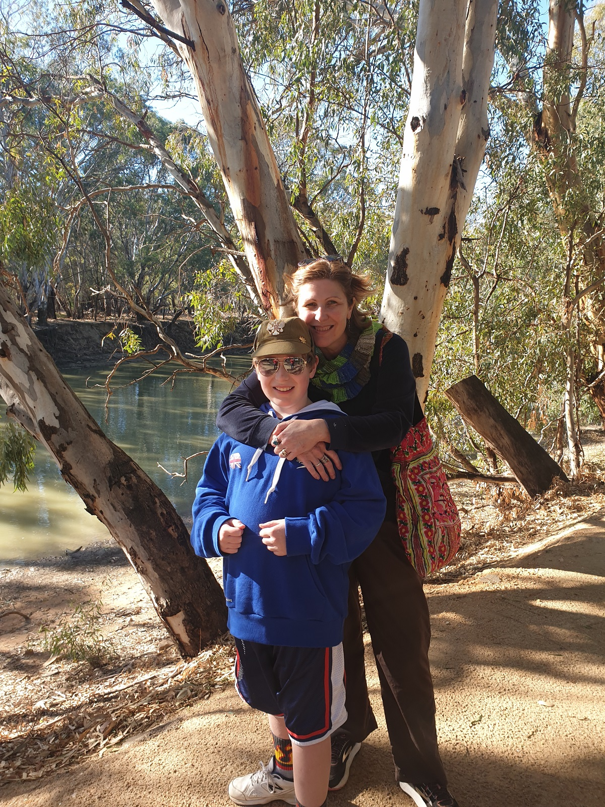 maxwell and Helen Pioneer Village Swan Hill