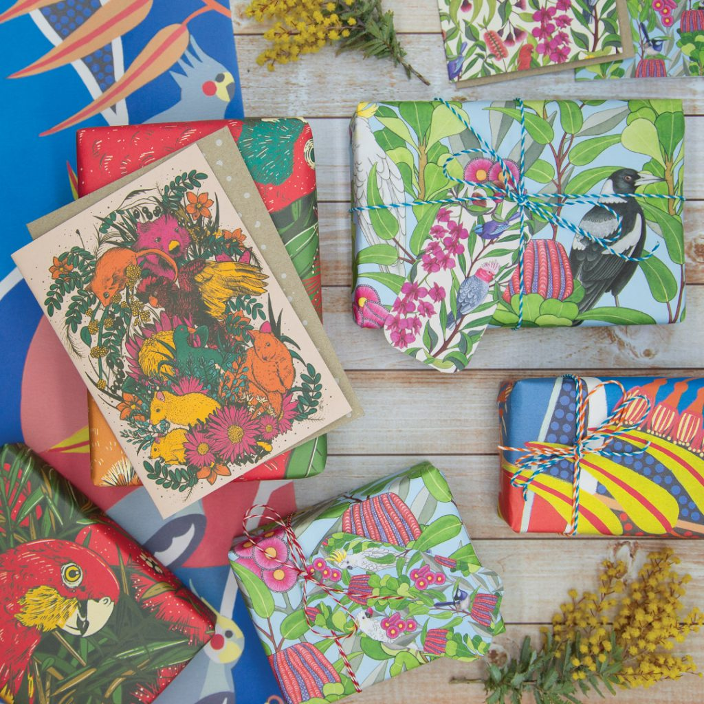 Earth Greetings sustainable diaries and cards
