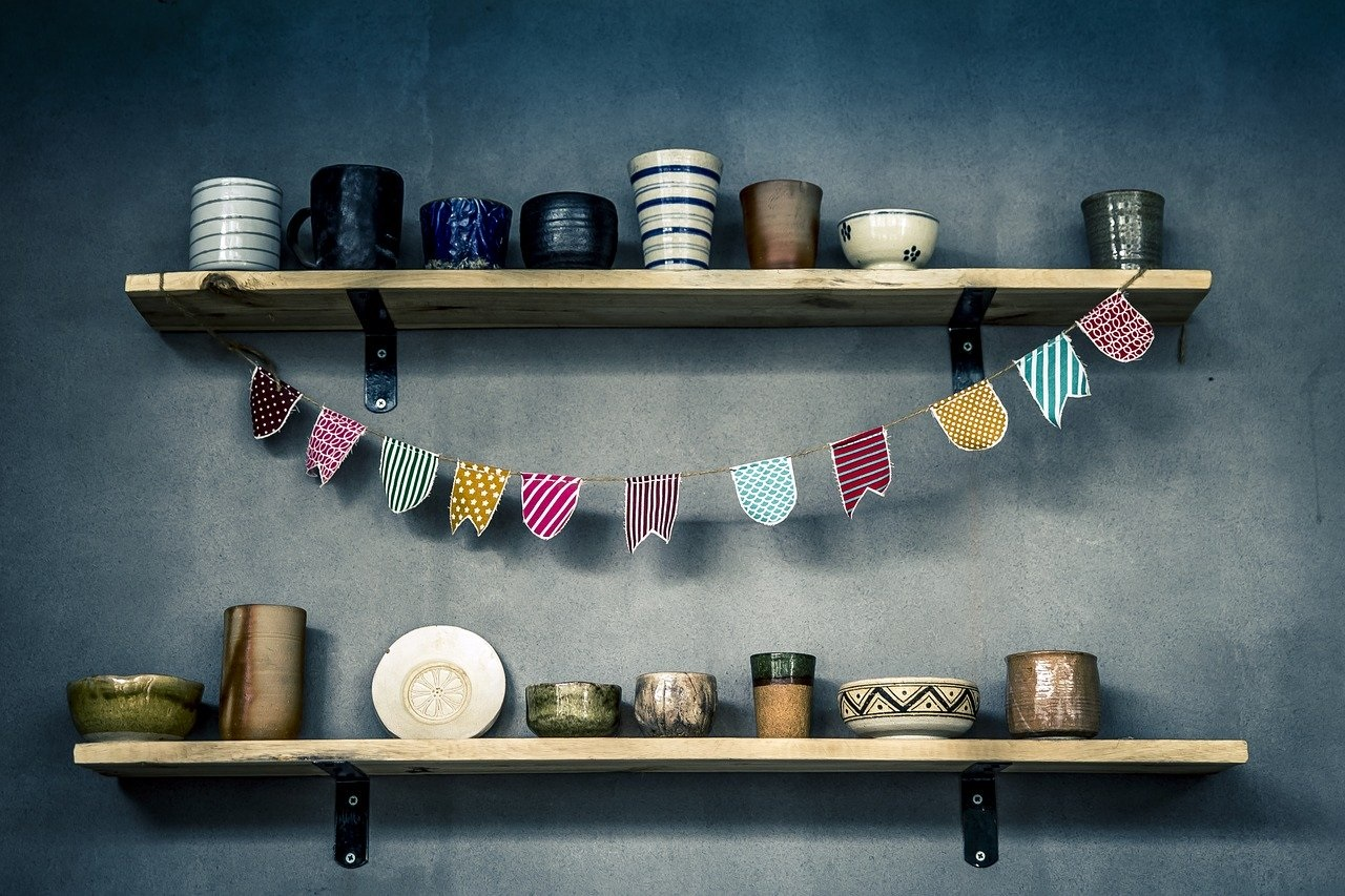 Sustainable Tips on Decluttering and Organising Your Home